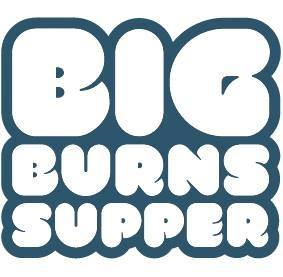 Big Burns Supper Logo