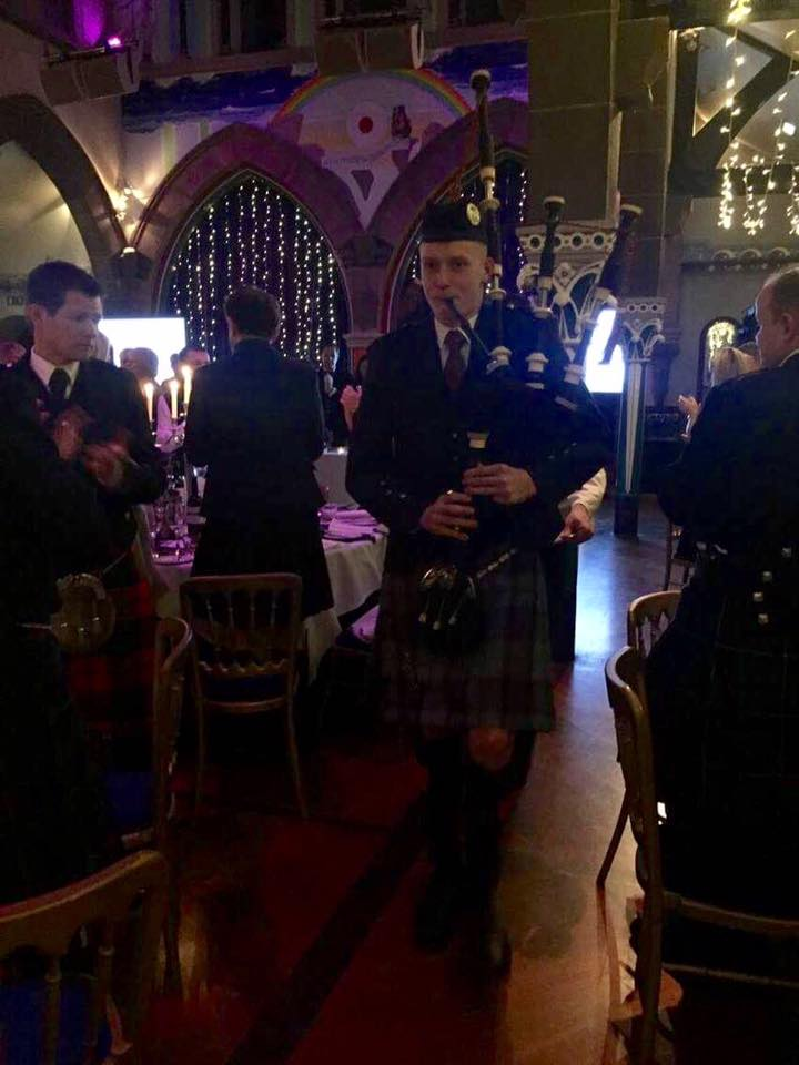 Burns Supper Oran Mor 1