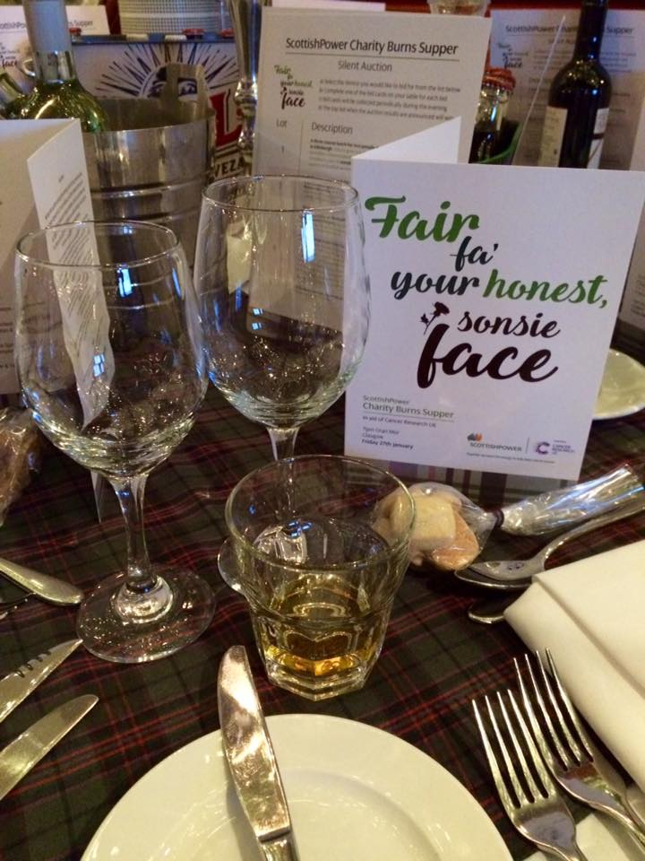 Burns Supper Oran Mor 2